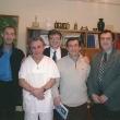 Rencontre avec des chirurgiens vasculaires - Moscou 2006